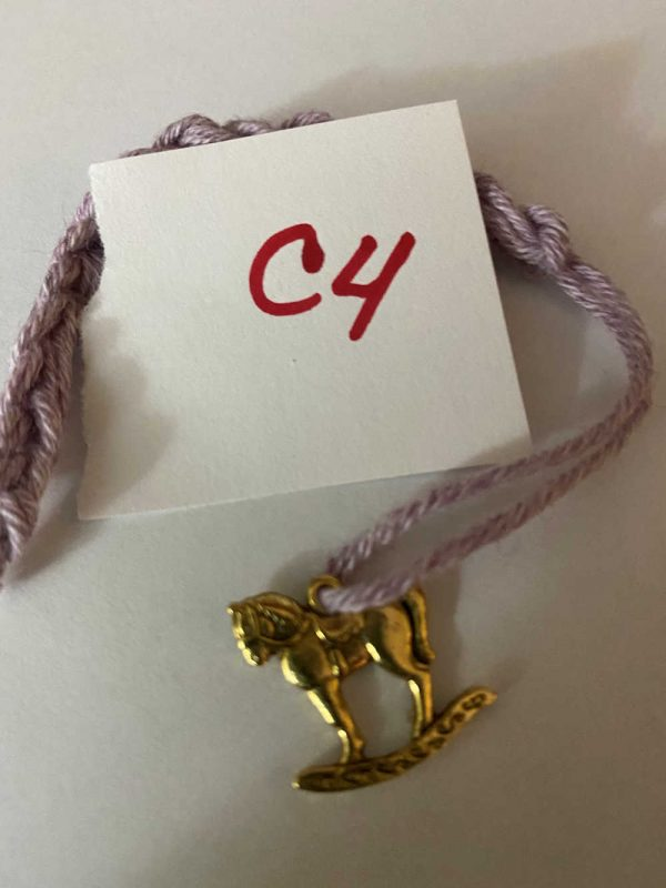 Bookmark C4 made by survivors of human trafficking - Please purchase to support Sanctum House