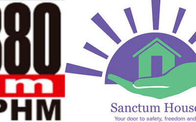 Sanctum House founder Edee Franklin talks with WPHM 1380 AM
