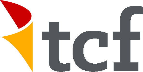 TCF Logo and sponsor of our VOH seminar