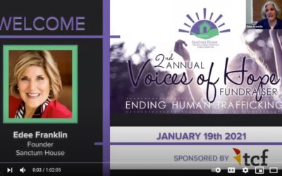 Sanctum House's 2nd Annual Voices of Hope fundraising event – It was a Success!