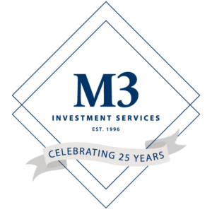 M3 Investment Services Logo